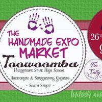 Toowoomba The Handmade Expo Market - 26 November 2017