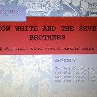 Hilarious Christmas Drama Dec 14