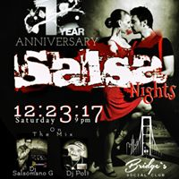 1 Year Anniversary Salsa Nights