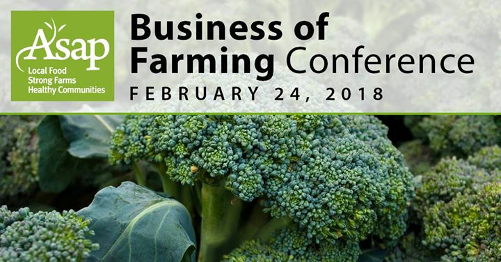 2018 Business of Farming Conference