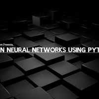 Learn Neural Networks using Python