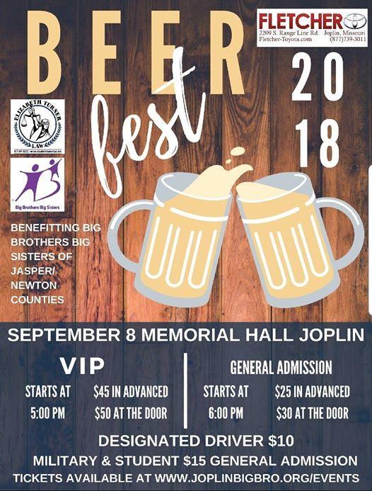 Wonderful 2018 Frank Fletcher Toyota Beerfest For Big Brothers Big Sisters