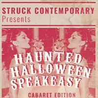 Haunted Halloween Party Cabaret Edition