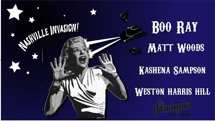 Nashville Invasion