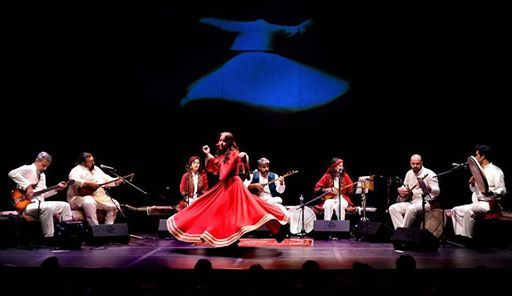 Seyed Ali Jaberi and the Hamdel Ensemble - Bristol