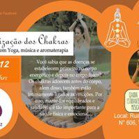 Harmonizao dos Chakras Yoga e Aromaterapia