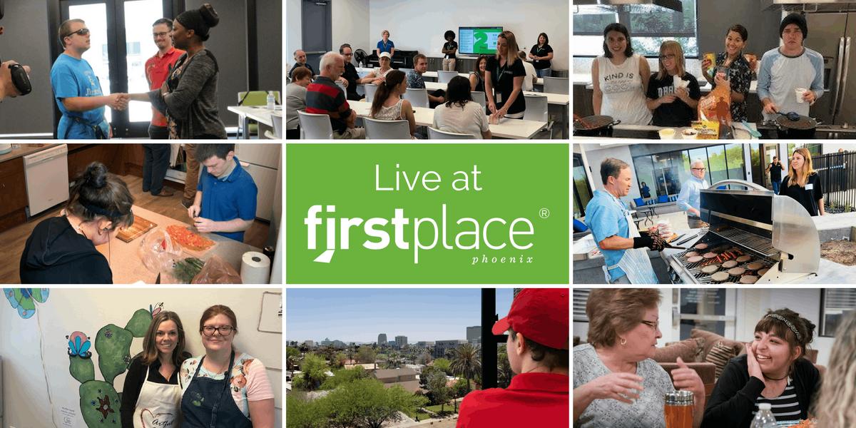 Explore First PlacePhoenix - June 21