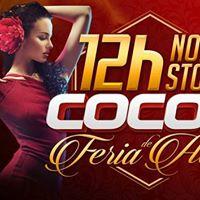 12h Non Stop COCOA - Feria de ABRIL - Diumenge 3004