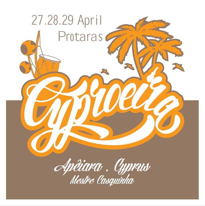 Cyproeira 2018 in Protaras 272829 April