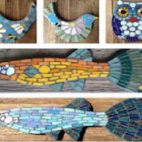 Adult Mosaic Workshop with Lorraine Udell