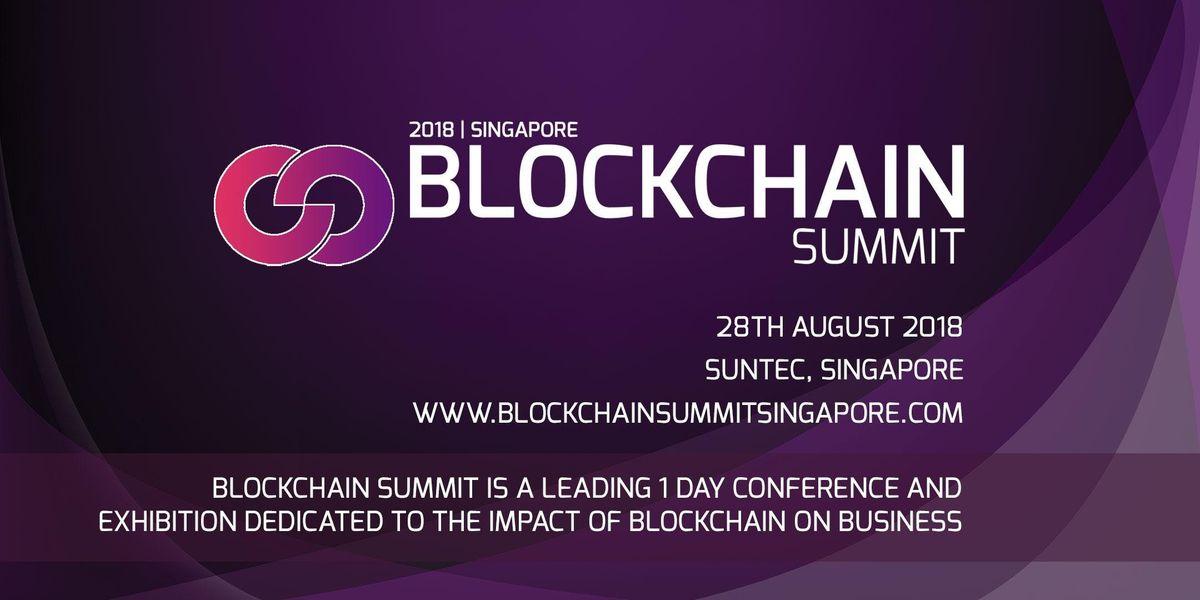 Blockchain Summit Singapore