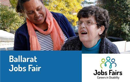 WDEA Works will be at the Ballarat Jobs Fair