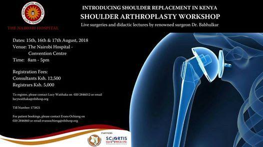 Shoulder Arthroplasty Workshop