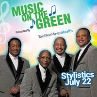 Music on the Green ft. The Stylistics &amp Sheila E.