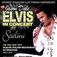 ELVIS at Scalinis Altrincham