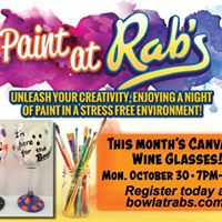 Paint Night at Rabs