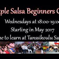 Learn to dance SALSA.
