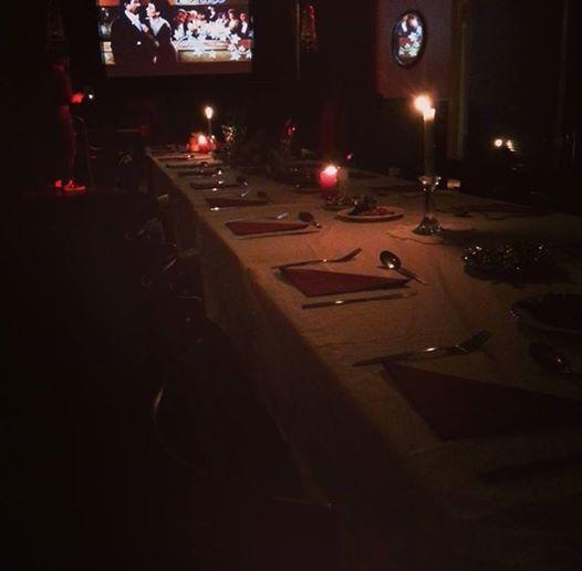 The Dead Dinner