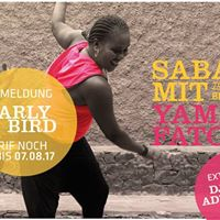 Tanzworkshop mit YAMA &amp FATOU in Berlin