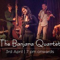 The Banjara Quartet - LIVE