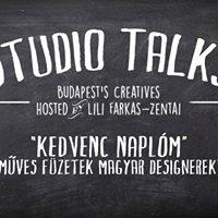 Studio Talks - &quotKedvenc Naplm&quot