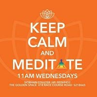 Keep Calm Meditation with Siobhan Coulter