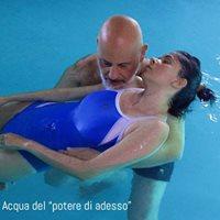 Incontrarsi - sessione di meditazione in acqua a Roma