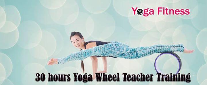 30 Hours Yoga Wheel Teacher Training Course