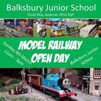 Andover MRC - Model Railway Open Day