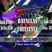 BreakTheBeat Hip hop CLN