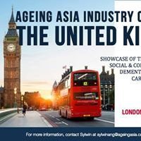 Ageing Asia Industry Conference The United Kingdom
