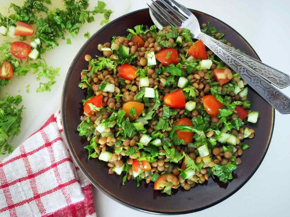 Vegan Middle-Eastern Fusion Cooking