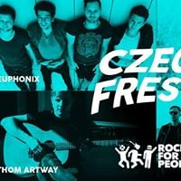 Finle Czech Fresh na Rock for People