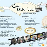 Camp GlobalTM - Winter Series