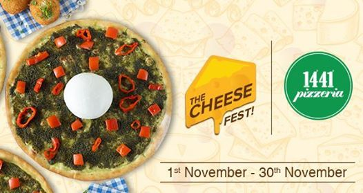 The Cheese Fest at 1441 Pizzeria