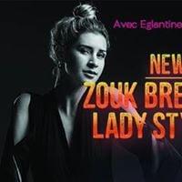 Stage de Zouk brsilien  Lady Styling