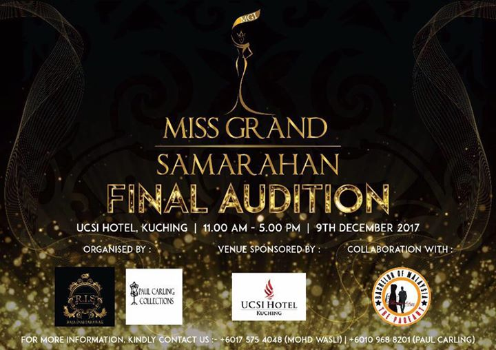 Coronation Night Miss Grand Samarahan