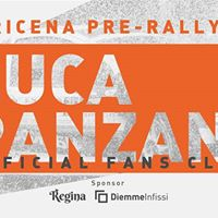 Apericena Pre-Rally con Luca Panzani