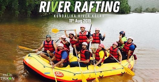 Trikon 1743 Kolad River Rafting