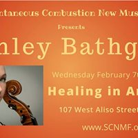 Ashley Bathgate Solo Cello Concert in Ojai