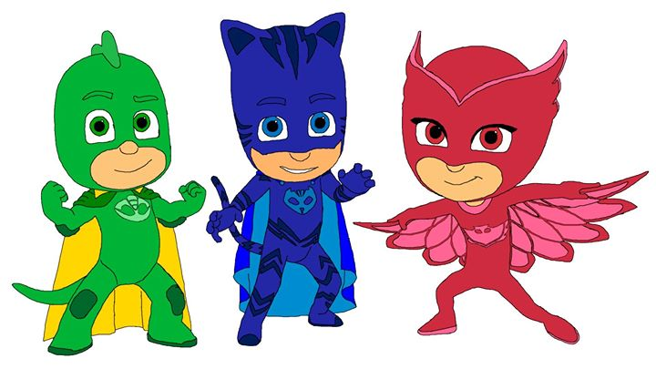 Superior Meet U0026 Greet PJ Masks   Gecko, Catboy And Owellette