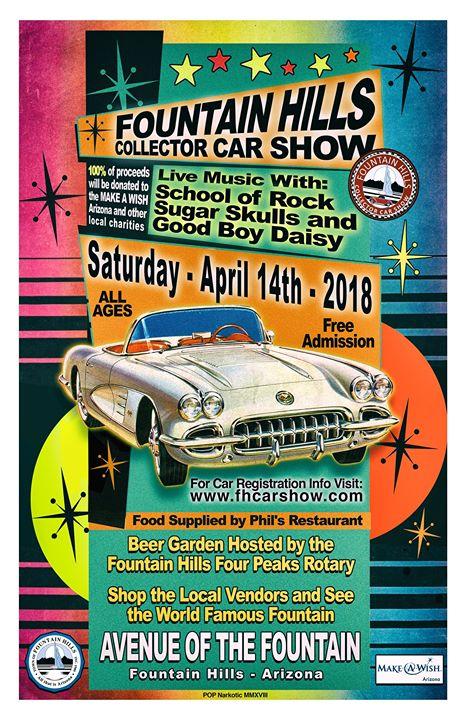 Fountain Hills Car Show Fountain Hills - Fountain hills car show
