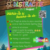 Mikado Party Dance&ampAdventureCamp.