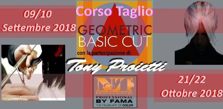 Corso Taglio Base  Geometric Basic Cut