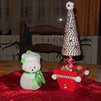 Stand de Noel du club de Danse Chiquitas Dijon