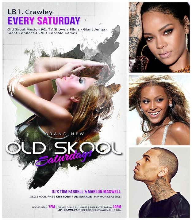 Thank F*** Its PayDay - Old Skool Special - Free Entry All