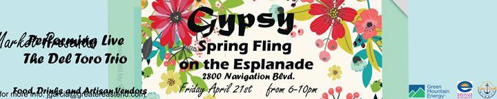 East End Street Market Presents Gypsy Spring Fling