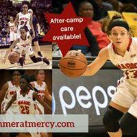 Girls Basketball Camp at Mercy High School