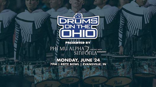 DRUMS on the OHIO  2019