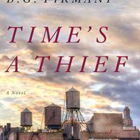 Book Launch Times a Thief by B.G. Firmani
